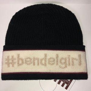 Henri Bendel Beanie #bendelgirl